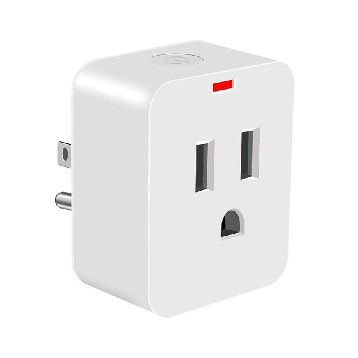 Prise intelligente Wi-Fi - 125V - 10A - 1250W - 1 prise's Vignette
